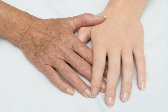 Body Treatments - Hand Rejuvenation Therapy