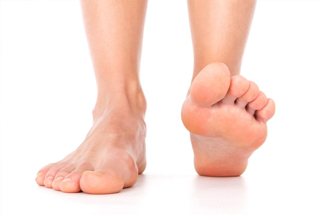 Laser toenail fungus removal in Weston